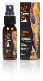 Love My Ink Tattoo Oil